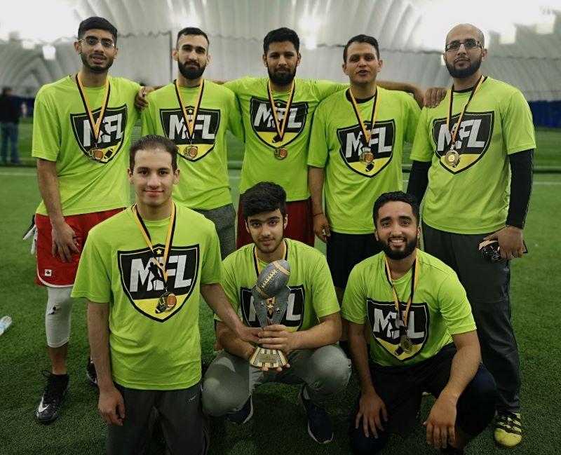 2019 MFL CHAMPIONS
